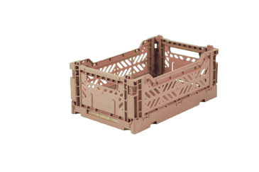 Warm Taupe - MINI CRATE (Aykasa)